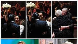 33 parejas se casaron durante los Premios Grammy 2014
