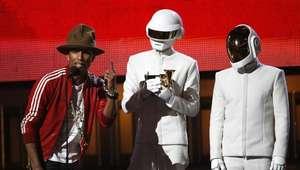 Dúo francés Daft Punk y adolescente Lorde ganan ...