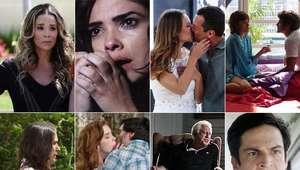 Final de Amor à Vida tem selinho gay e Aline ...