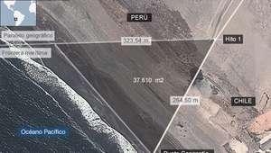 Perú-Chile: triángulo terrestre está minado, dice Canciller
