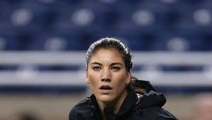 Hope Solo: The controversial U.S. goalkeeper