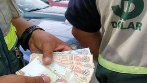 Dólar cierra la semana cotizándose en S/. 3.448