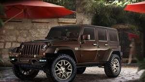 Jeep Wrangler 2017 y Jeep Grand Wagoneer 2018