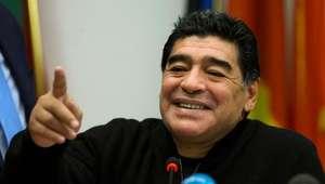 Federación Venezolana dice no se ha planteado a Maradona ...