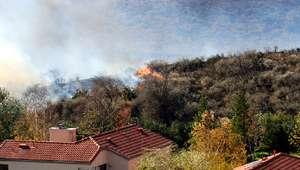 Tips para proteger tu casa de incendios forestales