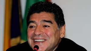 Filtran audio de Maradona donde menosprecia a Chile