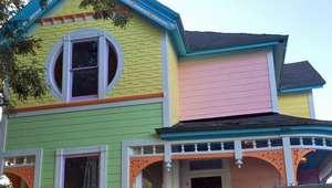 """¡Tiernísima! Así es la casa inspirada en """"Up"""""""