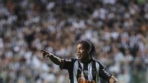 El Palmeiras descarta el fichaje de Ronaldinho