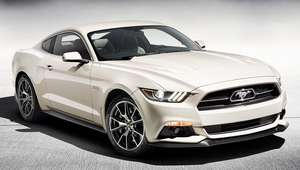 Ford Mustang 50 Years Limited Edition 2015 va a subasta