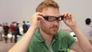 Sony presenta SmartEyeGlass, sus gafas inteligentes
