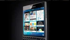 BlackBerry lanza smartphone cuadrado