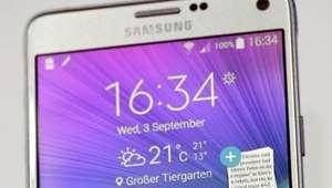 Samsung adelanta lanzamiento del Galaxy Note 4