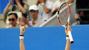 Petra Kvitova conquista torneo de Wuhan y va a finales WTA