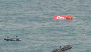 Un fallo mecánico fue la causa del accidente del AirAsia