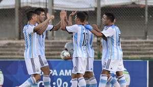 Sub20: Argentina clasificó al Mundial tras golear a Paraguay