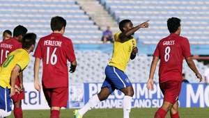 Sudamericano Sub-20: Perú cae ante Brasil en hexagonal