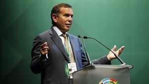 Conmebol assume culpa se América do Sul perder vaga na Copa