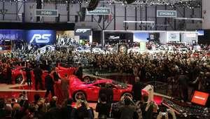Casi 700,000 visitaron el Salón del Automóvil de Ginebra