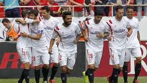 El Sevilla rompe la racha del Athletic y sigue imparable