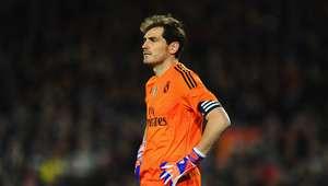 Contactos entre Iker Casillas y la Roma