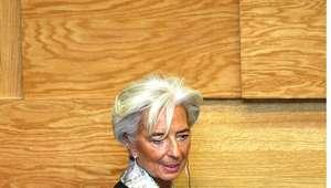 Crecimiento económico será débil en 2015: Christine Lagarde