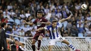 Toché rescata un punto para el Deportivo ante la Real
