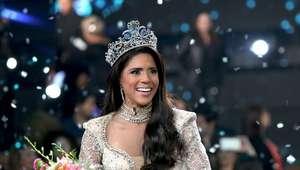 A Francisca Lachapel la corona de NBL la volvió ¡atrevida!