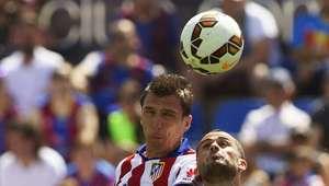 El Atlético de Madrid rescata un empate ante el Levante