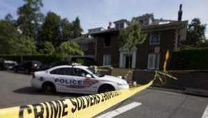 Detenido sospechoso de asesinar a una familia en Washington