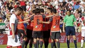 La Real Sociedad termina la temporada goleando al Rayo