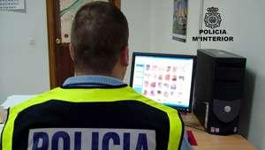 6 pedófilos detenidos en España en operación internacional