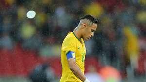 Conmebol diz que Neymar pode cumprir pena nas Eliminatórias