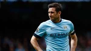 LA Galaxy revela que quería a Lampard, no a Gerrard