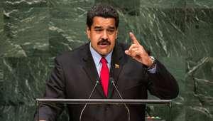 Maduro acusa a diplomáticos de EUA en Venezuela de conspirar