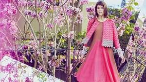Pepa Pombo mezcla el mundo análogo y el digital para la moda