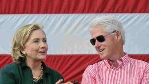 Bill y Hillary Clinton: historia de amor, poder y dinero