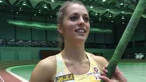 Atleta Kira Grünberg queda tetrapléjica tras sufrir caída