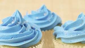 Comida naturalmente azul! Sabia que não existe? Mas por quê?