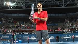 Roger Federer: marcas de la leyenda del tenis