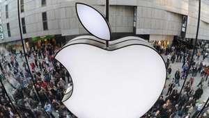 Apple pasa por