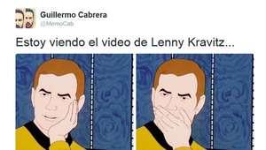Los mejores memes del 'descuido' de Lenny Kravitz