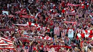 Athletic contra el Zilina en la previa de la Europa League