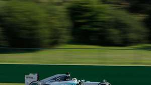 Hamilton encabeza tercer ensayo de GP de Bélgica sin Alonso