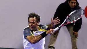 González defenderá el título en torneo de veteranos