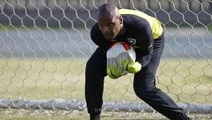 Jefferson desfalca Botafogo e é dúvida na Seleção Brasileira
