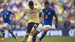 A qué hora juega Cruz Azul vs América en fecha 7 de Liga MX