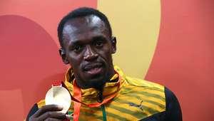 Usain Bolt analiza su posible retiro de las pistas