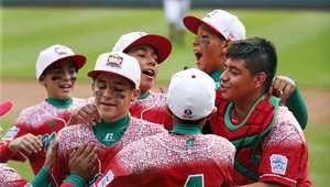 México avanza a la final internacional de Pequeñas Ligas