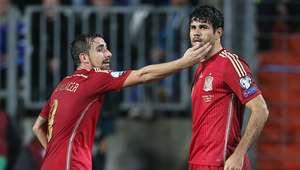 Diego Costa y Azpilicueta regresan a la selección española