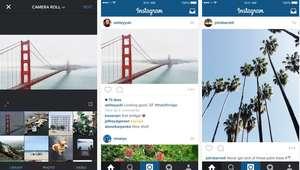 Ya puedes subir a Instagram fotos apaisadas y verticales